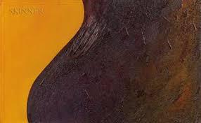 Ronald Wesley Hayes | Raking Light (1972) | MutualArt