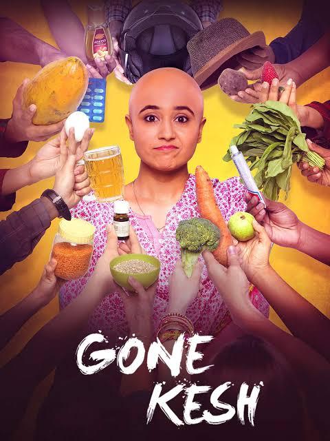 Gone kesh on Amazon Prime Videos