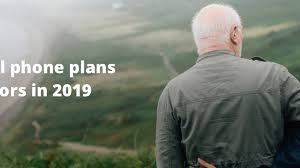 best cell phone plans for seniors in
