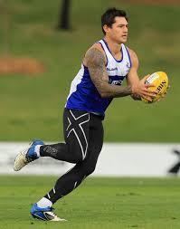 Aaron Edwards - Aaron Edwards Photos - North Melbourne Kangaroos Training  Session - Zimbio