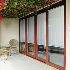 low cost aluminium glass sliding door