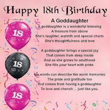Happy 18th Birthday Message To My Niece