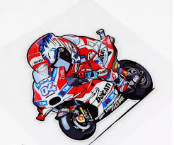 Reflective Motorsport Andrea Dovizioso Sticker Motorcycle Race Bike Stickers Vinyle Car Decal Car Styling Motocross Racing Car Stickers Aliexpress