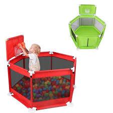 Folding Baby Safety Playpen Fence Kids Park Gate Play Pen Ball Baby Playground Play Yard Piscina De Pelotas Corralito Para Bebe Baby Playpens Aliexpress