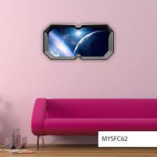 Pin On Space Portal Wall Decals