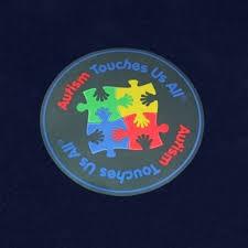 Autism Awareness Car Window Decal Autism Ribon For Car Car Stickers