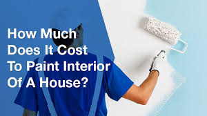 how much does it cost to paint interior