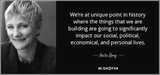 top quotes by anita borg a z quotes