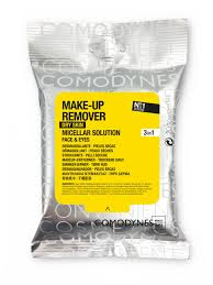 micellar make up remover towelettes