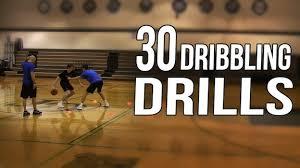 30 basketball dribbling drills for