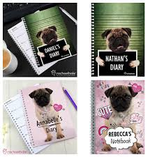 personalised pug gifts pug dog