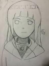 Desenhos de uma otaku - Naruto shippuden - hinata - Wattpad