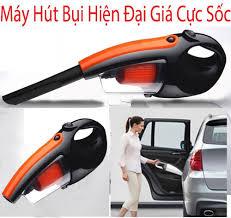 TOP máy hút bụi cầm tay GIÁ TỐT, May Hut Bui Mini 2 CHIỀU HÚT- THỔI -  portable handheld vacuum car cleaner - Công Suất Hút Bụi 600W, Hút Nhiều Bụi  Bẩn,