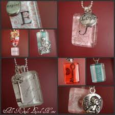 day 5 pendant glass valentine necklaces