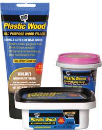 plastic wood all purpose wood filler