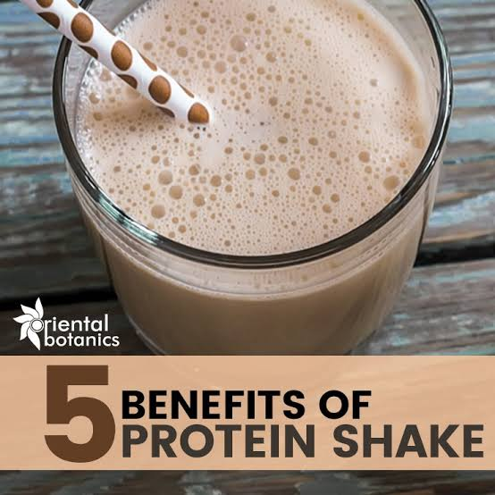 Image result for The 5 Benefits of Protein Shakes""