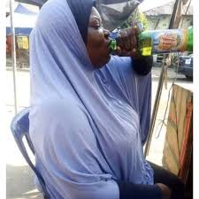 Muslim Woman Caught Drinking Beer and Chopping Life in 2020 ...