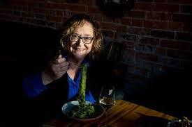 Enquirer Restaurant Critic Polly Campbell Retiring June 19 | WVXU
