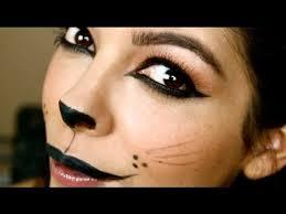 halloween makeup tutorial kitty cat