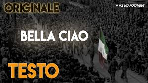 Bella Ciao - ORIGINALE con TESTO ᴴᴰ (lyrics) - YouTube