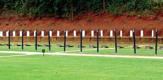 shooting range design build range