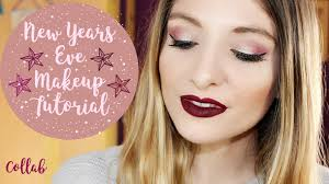new year s eve makeup tutorial 2016