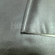 suede leather like fabric home textile