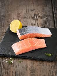 norwegian salmon fillet nordsee
