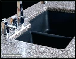 under counter sinks with laminate