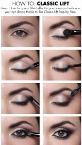 how to do eye makeup for droopy eyelids
