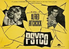 psycho 1960 poster psycho