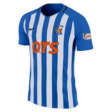 New Killie Strip 2018-19   Nike Kilmarnock FC Home Kit 18-19 ...