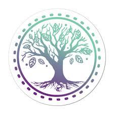 Tree Of Life Car Sticker Decal Hippie Mother Nature Earth Spiritual Boho Ebay