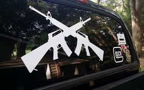 Firearms Logo Decals