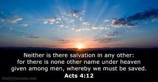 bible verses about salvation kjv net
