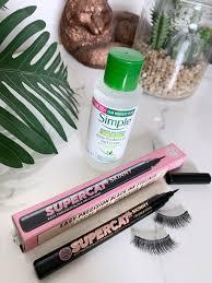 simple eye makeup remover for eyelash