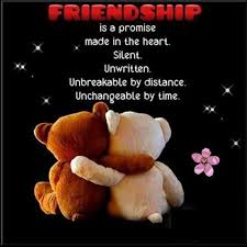best friendships quotes unchangeable time unbreakable heart by