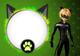 Resultado De Imagem Para Convite Cat Noir Para Editar Festa