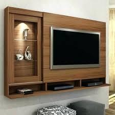 bedroom interior tv wall designs for