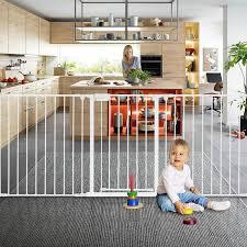 Baby Pet Safety Gate Playpen Grabstore Co Nz