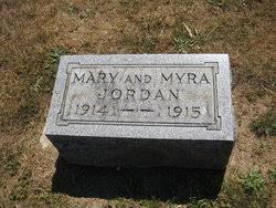 Myra Jordan (1914-1915) - Find A Grave Memorial