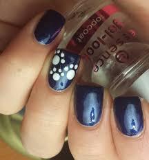 psu paw print tutorial nail art 101