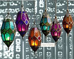 collection authentic moroccan lampshade