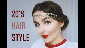 20 s hair style tutorial you