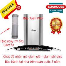 Máy hút mùi sunhouse apex apb6601-70c