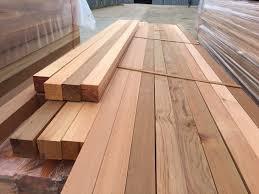 Western Red Cedar Par Cedar Fencing Supplier Southgate