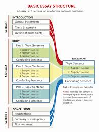 how to structure an essay a guide for