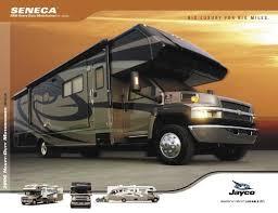 2006 jayco seneca brochure pdf with