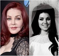 Priscilla Presley at 74 Looks the Same as on Her Wedding Day 53 Years Ago -  DemotiX