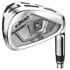 Wilson Staff C300 Forged Irons 2019 : achat serie de fers chez ...